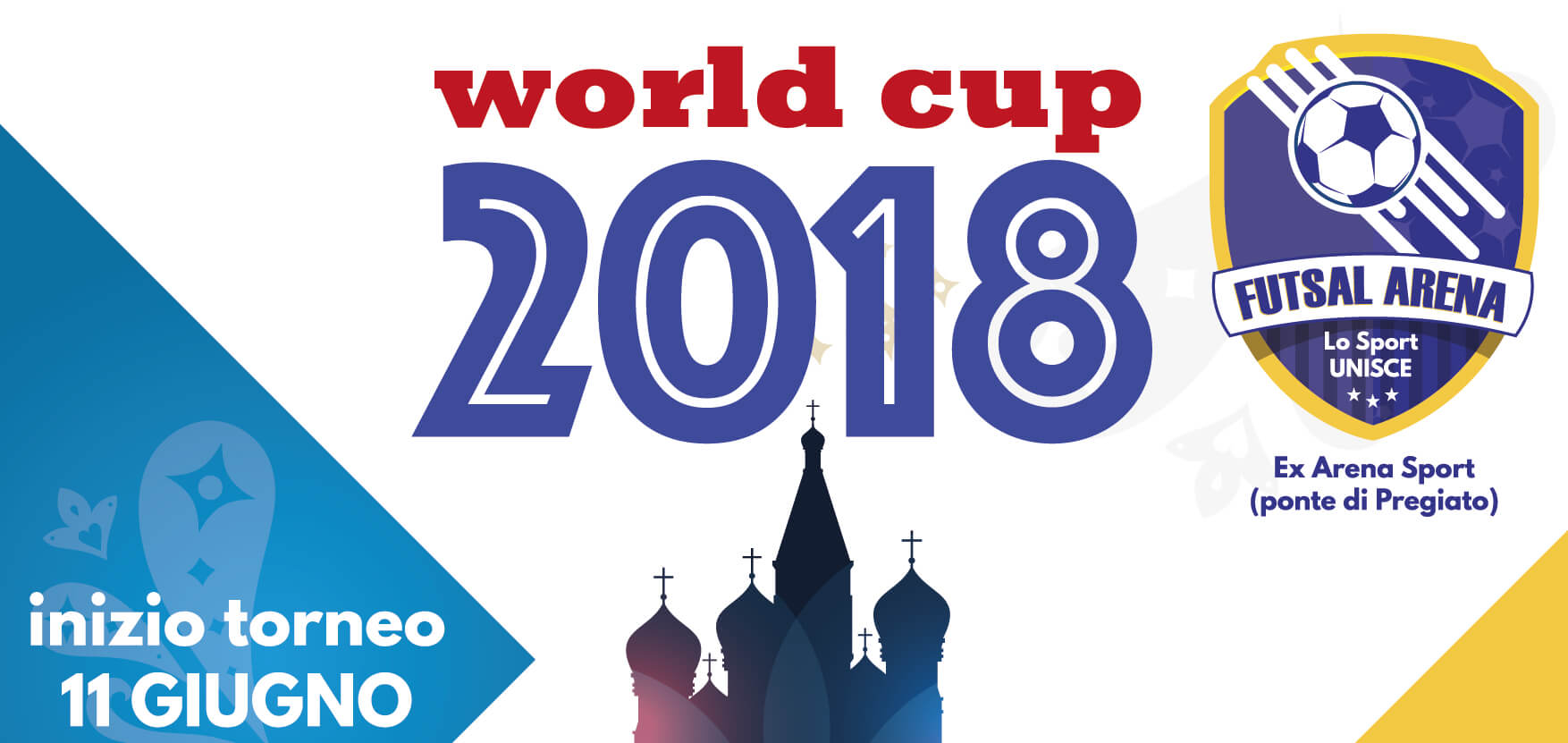 WORLD CUP 2018 - Over 35 [Recuperato]